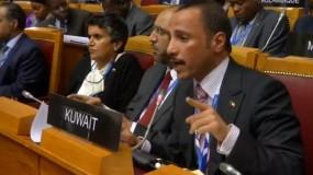 مرزوق الغانم: إسرائيل تستقوي بصمت المجتمع الدولي إزاء جرائمها