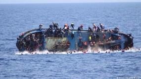 مصرع 74 مهاجرا على الأقل قبالة سواحل ليبيا