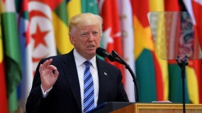 "ترامب لليهود: ""لا أريد نشوب نزاع مسلح مع إيران""!"