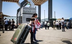 الداخلية بغزة تكشف عدد المغادرين والواصلين لغزة عبر (معبر رفح)