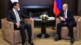 بوتين يبلغ الأسد ببنود مذكرة التفاهم الروسية التركية والأسد لن نقبل اي غزو للأراضي السورية!