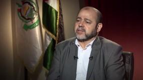 """أبو مرزوق: التنسيق الأمني يمنع """"المقاومة""""...وفتح تريد """"جرّنا إلى مربع التسوية السياسية""""!!"""
