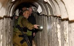 اعلام الاحتلال يحذف خبر اكتشاف نفق لحماس وسط قطاع غزة