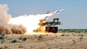 إصابة ستة جنود سوريين في قصف إسرائيلي على مطار التيفور بريف دمشق