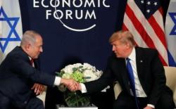 ترامب: إسرائيل طلبت منا الحفاظ على القوات الأمريكية في سوريا
