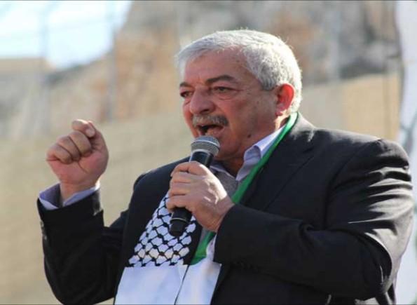 العالول: فلسطين ستشهد حراكاً شعبياً غاضباً ضد ورشة البحرين