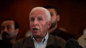 الأحمد: أوقفنا كل اللقاءات المباشرة مع حماس وتركنا الأمور للوسيط المصري