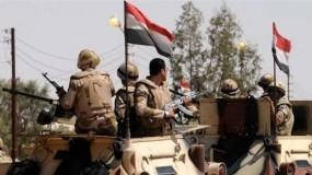 الداخلية المصرية : مقتل 3 عناصر إرهابية بشمال سيناء