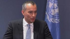 """المبعوث الأممي ملادينوف: مشروع """"إي 1"""" الاستيطاني سيقوض إقامة دولة فلسطينية"""
