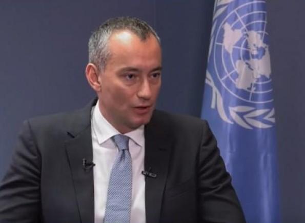 ملادينوف: السلطة تضغط على السكان وليس حماس.. ونبذل جهوداً لمنع مواجهة عسكرية