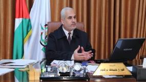 برهوم: حماس مستمرة في تواصلها مع المصريين بكافة القضايا المتعلقة بالقضية الفلسطينية