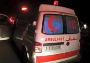مصرع مواطن في حادث سير شمال قطاع غزة