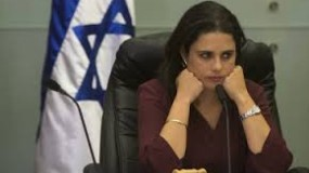 """إيليت شاكيد """"فاشية"""" تطمح لرئاسة وزراء إسرائيل"""
