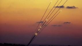 الإعلام العبري: القبة الحديدية تتصدى لعدد من الصواريخ اطلقت على البلدات الإسرائيلية المحيطة بغزة