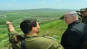 نتانياهو: إسرائيل ستحتفظ بالجولان إلى الأبد