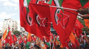 الجبهة الديمقراطية تدعو لاستمرار مسيرات العودة