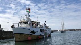 اللجنة الدولية لكسر الحصار عن غزة تعلن تأجيل الإبحار لغزة إلى إشعار آخر