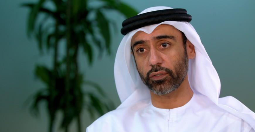 """علي الجاسم، الرئيس التنفيذي لشركة """"الاتحاد لخدمات الطاقة"""""""