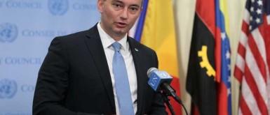 """تعقيبا على القرار الإسرائيلي بضم المناطق """"ج"""".. ملادينوف: ضربة مدمرة للمفاوضات"""