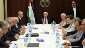 """اجتماع """"التنفيذية"""" التشاوري بشأن تصريحات بومبيو حول الاستيطان"""