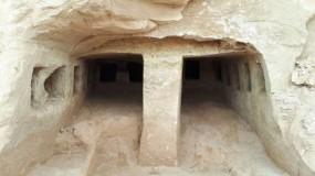 اكتشاف مقبرة أثرية في الخليل تعود للعهد الروماني