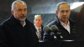 ليبرمان: نتنياهو منح الحصانة لقادة حماس ومنع اغتيال هنية