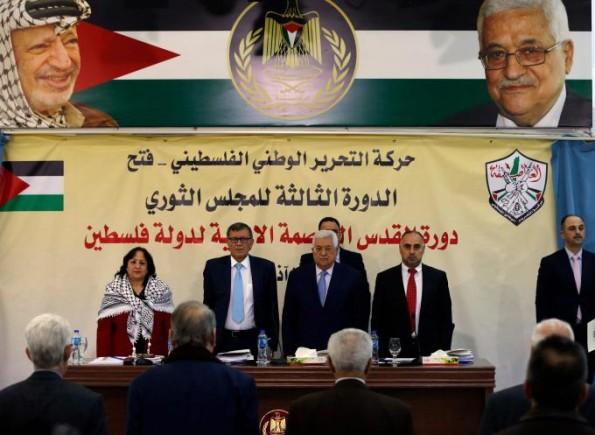 الرئيس عباس خلال اجتماع الثوري: جاهزون لتنفيذ بنود اتفاق 2017