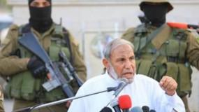 الزهار: ندعو إلى تحديد الهدف الرئيسي لمنظمة تحرير فلسطين والتبرؤ من أوسلو