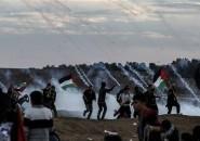 عشرات الإصابات برصاص جيش الاحتلال الإسرائيلي على حدود غزة ومسيرات الضفة الاسبوعية