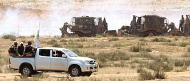 صحيفة إسرائيلية: عناصر من حماس انشقوا عنها وانضموا لتنظيمات جهادية