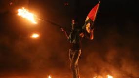 إصابات برصاص الاحتلال الإسرائيلي خلال فعاليات الارباك الليلي شرق غزة