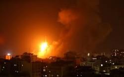طائرات الاحتلال تشن عدة غارات على قطاع غزة