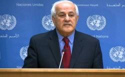 منصور: عرض ملف الانتخابات وعراقيلها على طاولة مجلس الأمن