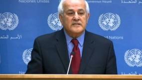 منصور يطالب باتخاذ الإجراءات القانونية لإنفاذ القرارات الشرعية التي تبنتها الجمعية العامة ومجلس الأمن