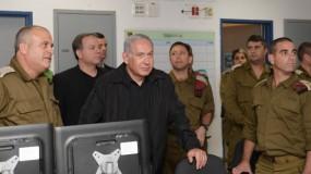 نتانياهو يهدد بعملية عسكرية واسعة في غزة