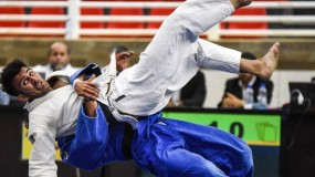 إيران تقبل مواجهة لاعبيها في الجودو مع الإسرائيليين